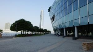 会場となったInterContinental Dubai Festival City