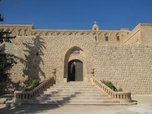 マルディン:シリア正教会ザフラーン修道院(2014年3月20日)