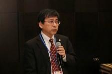 三明康郎筑波大学副学長による基調講演