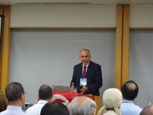 Darragiチュニジア大使による開会挨拶