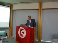 Chaabouni元チュニジア高等教育大臣による基調講演